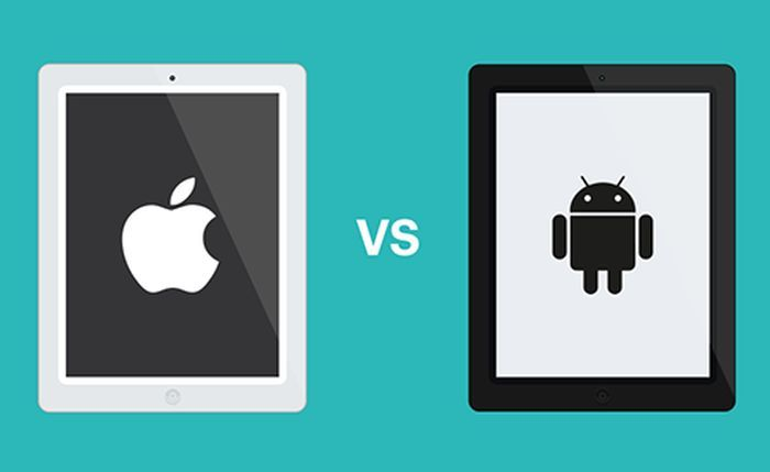 iPad Pro M1 vs tablets Android