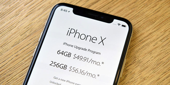 iPhone X Notch para Android