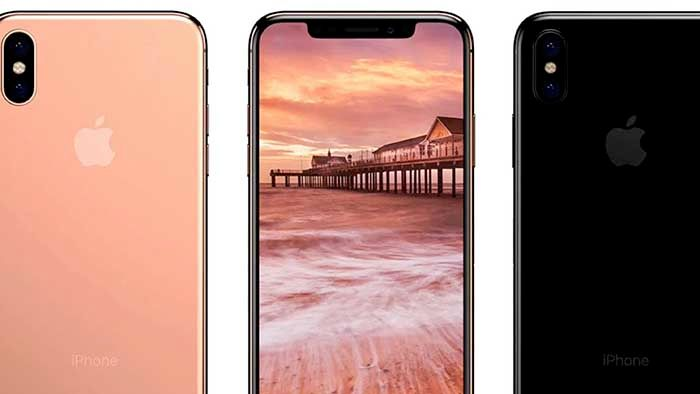 iPhone X comparativa