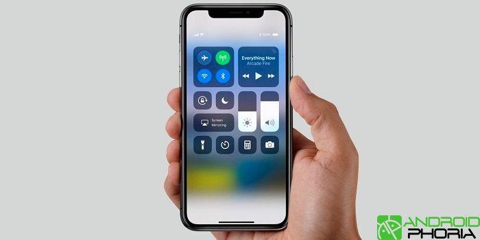 iPhone X fecha de lanzamiento