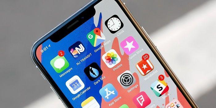 iPhone X problemas