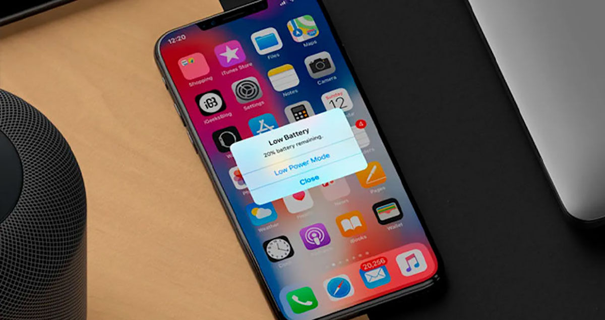 iPhone XR actualizar iOS