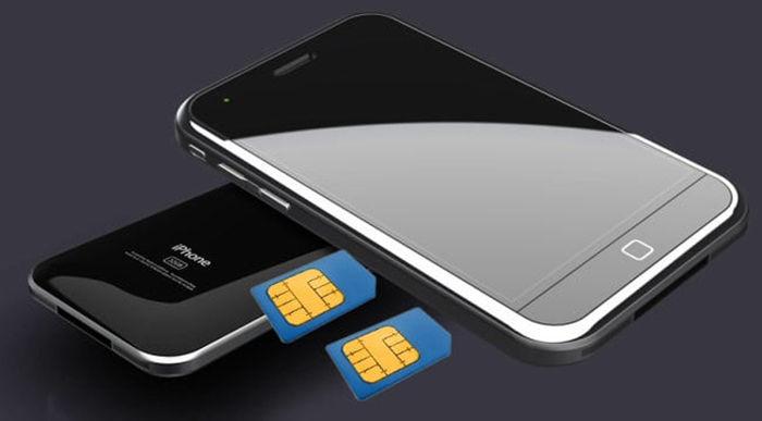 iPhone tendra Dual SIM