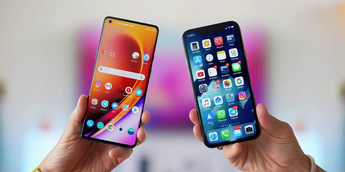 iPhone versus Android es mejor