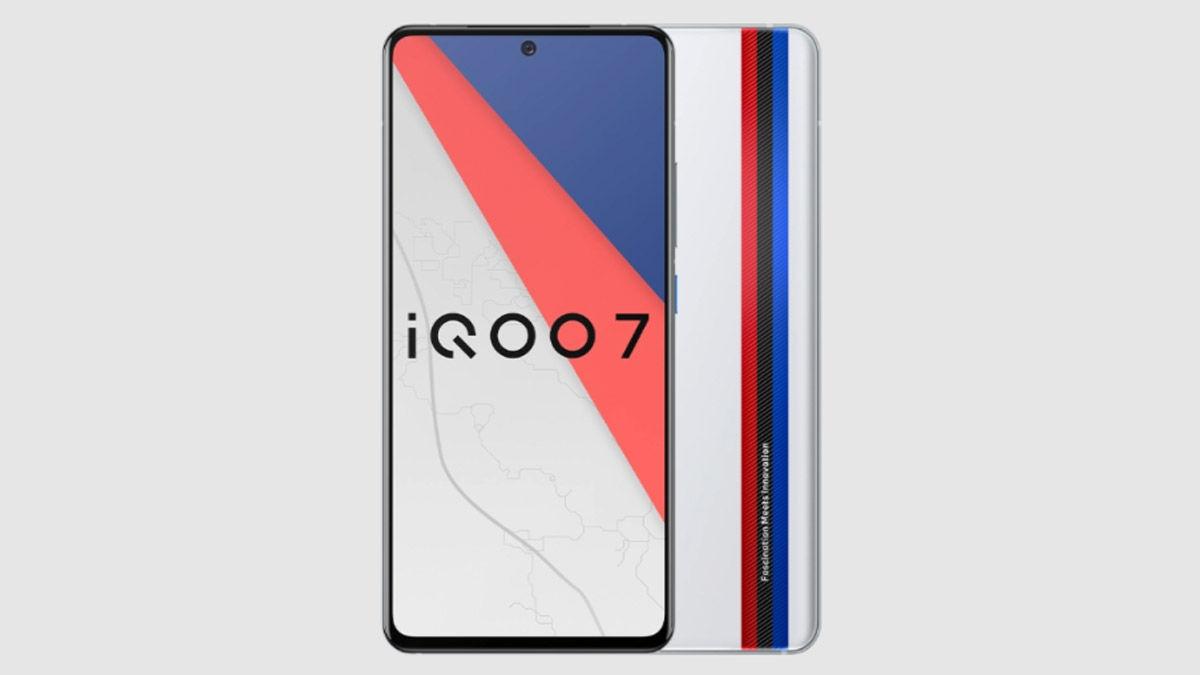 iQOO 7 Legend 5G frontal