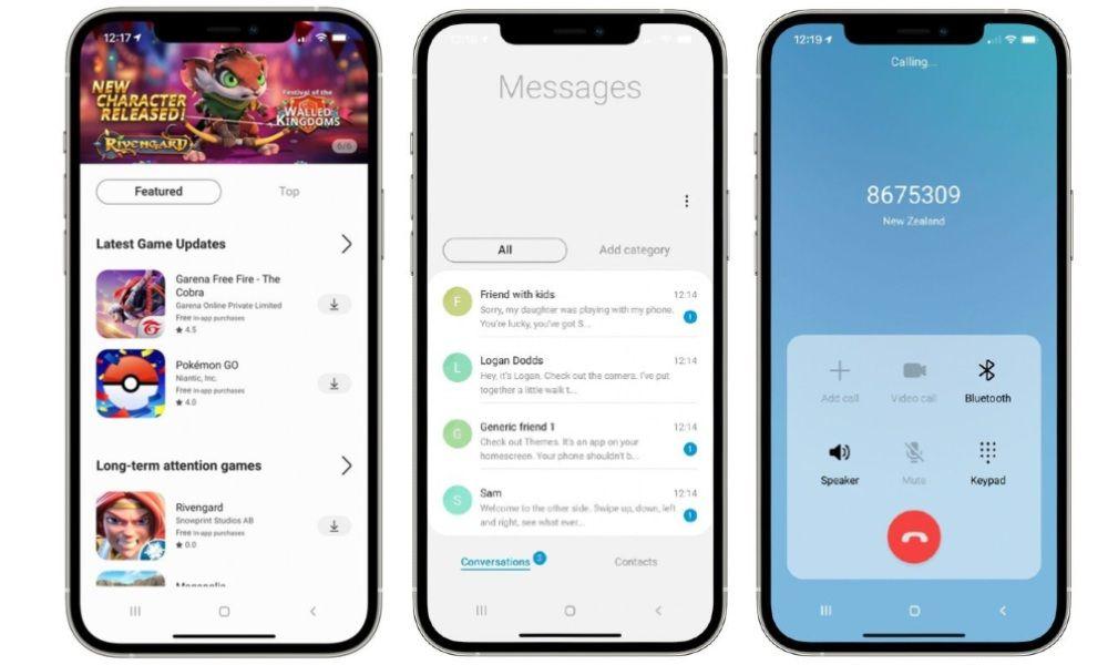 iTest simula distintas funciones de Android en tu iPhone