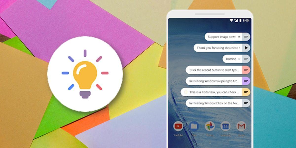 idea note mejor app tomar notas