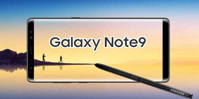 imagen filtrada samsung galaxy note 9
