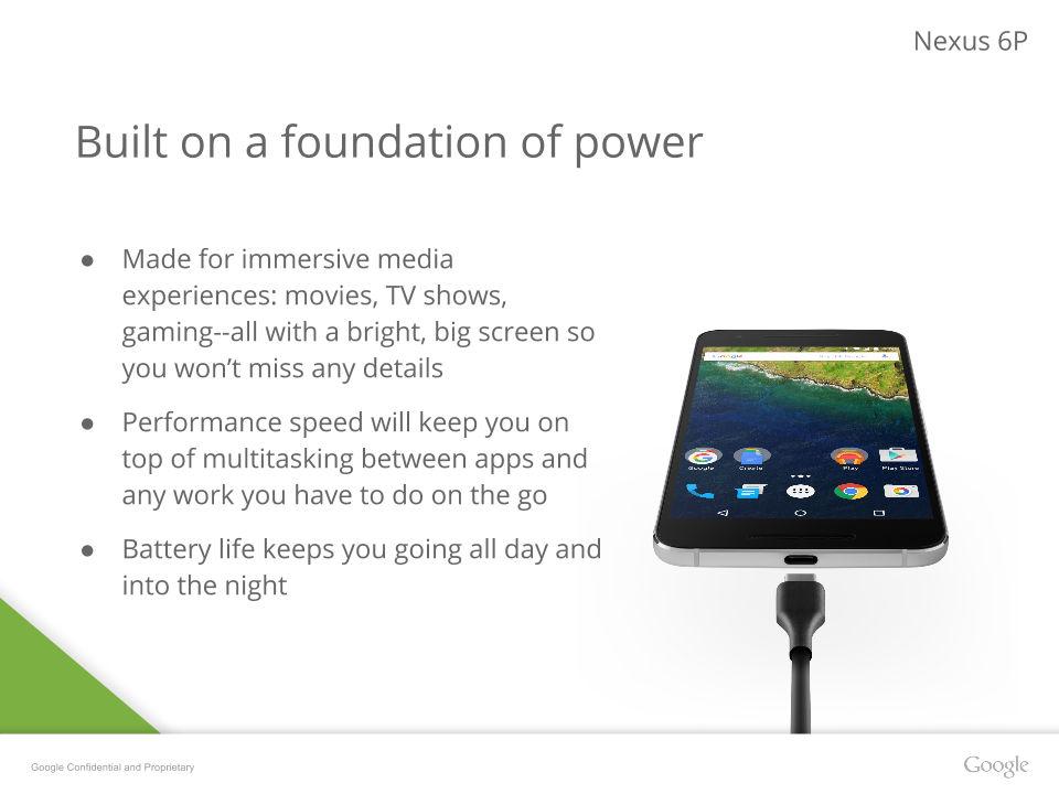 Reservar los nuevos Nexus 2015