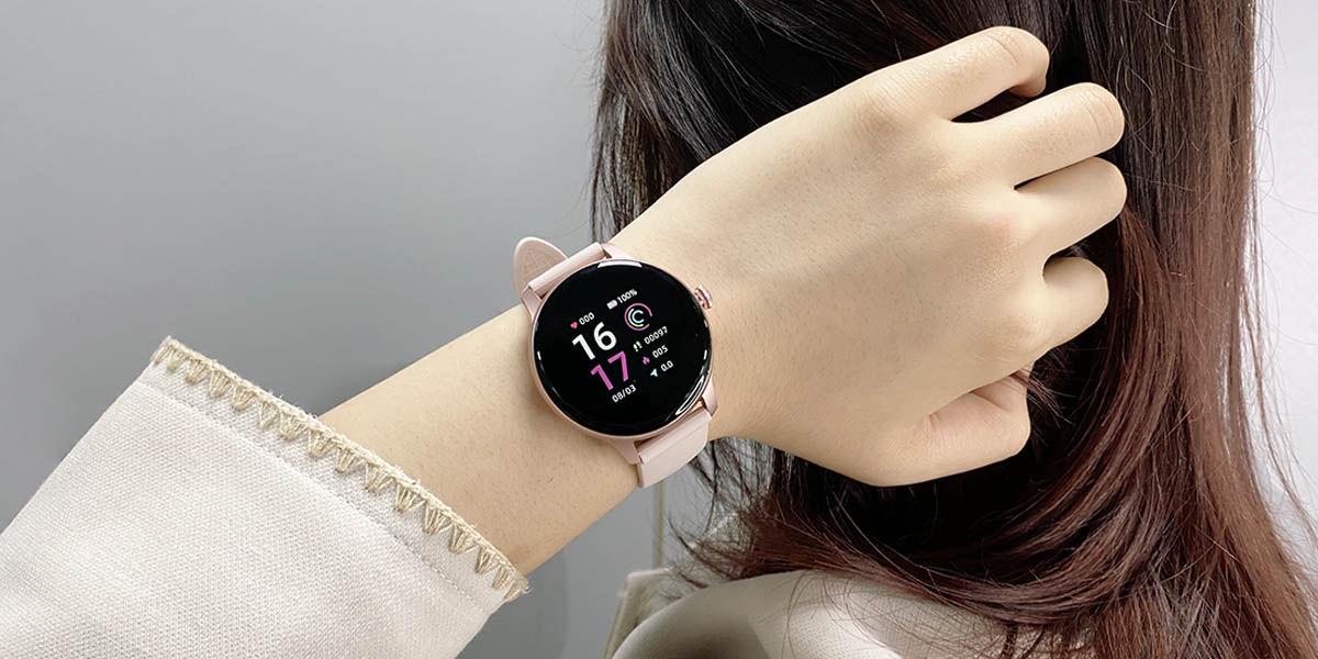 imilab w11 smartwatch chica xiaomi