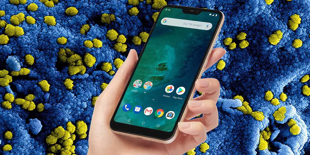 impacto del coronavirus en el mercado de móviles android