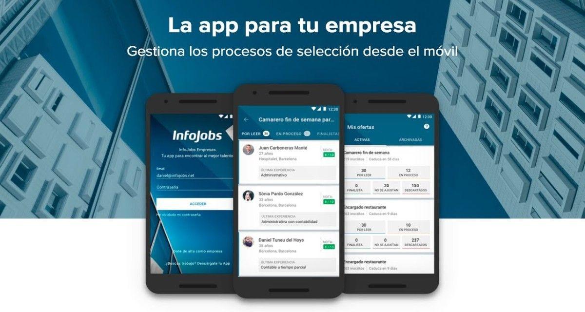 infojobs aplicacion para trabajo en espana en 2020