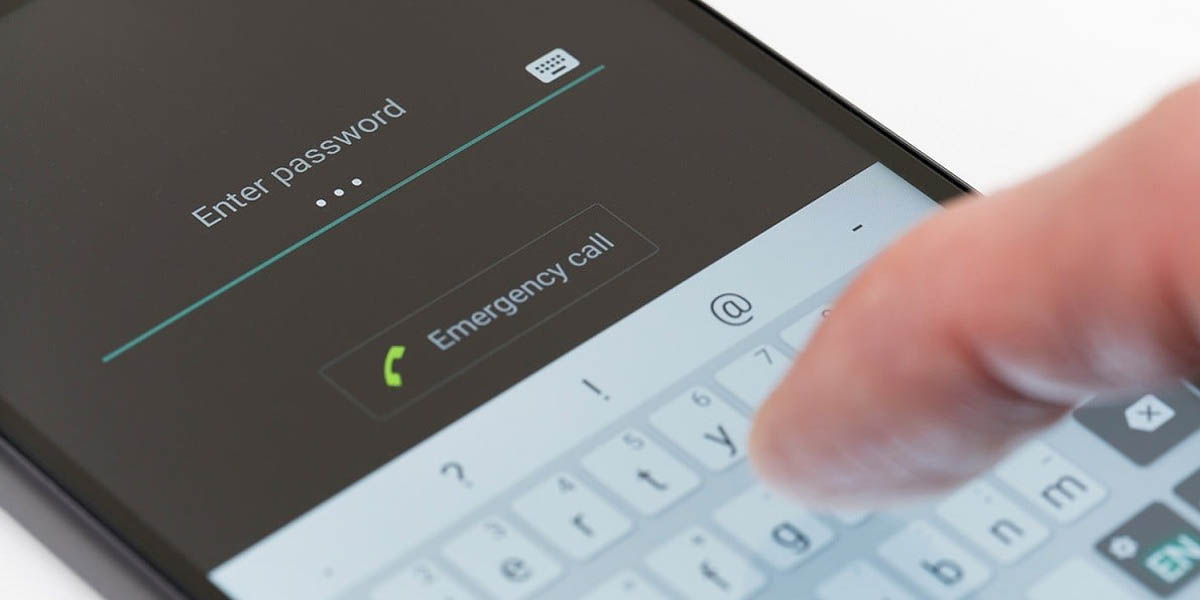 ingresar contraseñas android con la voz