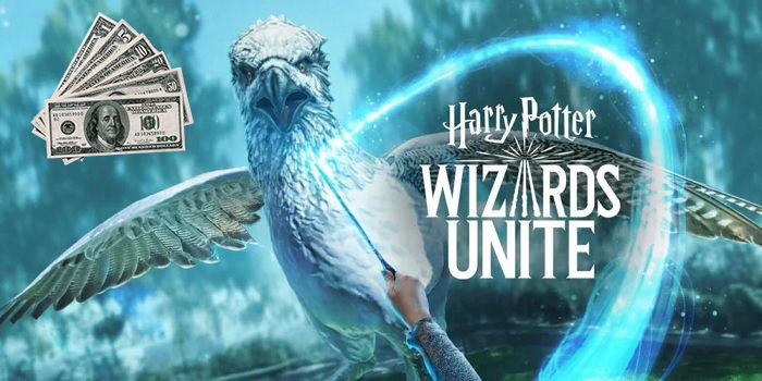 ingresos harry potter wizards unite