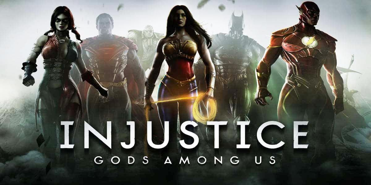 injustice personajes