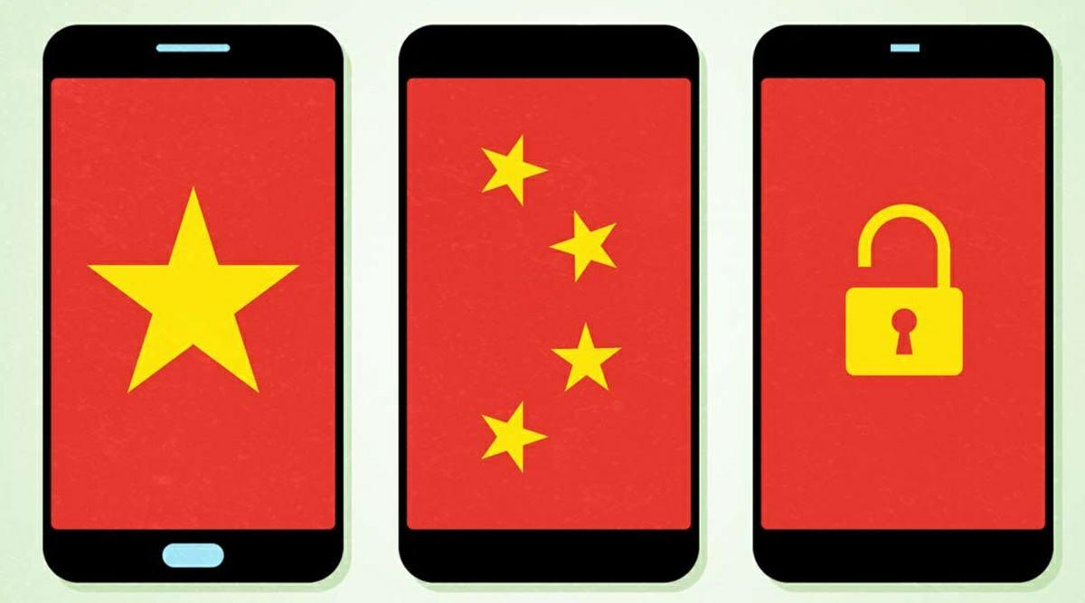 inseguridad moviles chinos