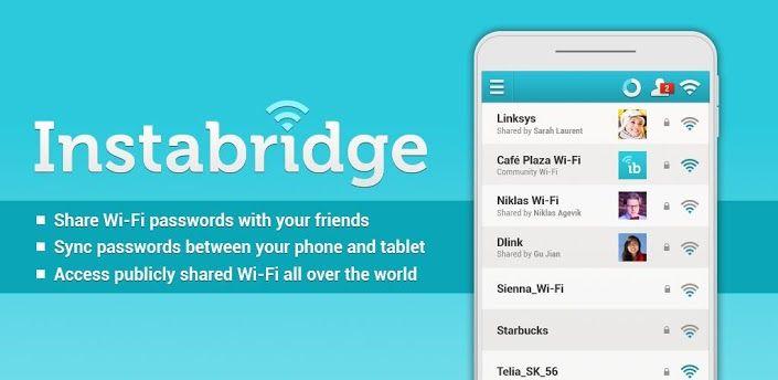 Mejores Aplicaciones Para Descifrar Claves Wifi Android 2019: Descifrar Claves WiFi Android Con Instabridge