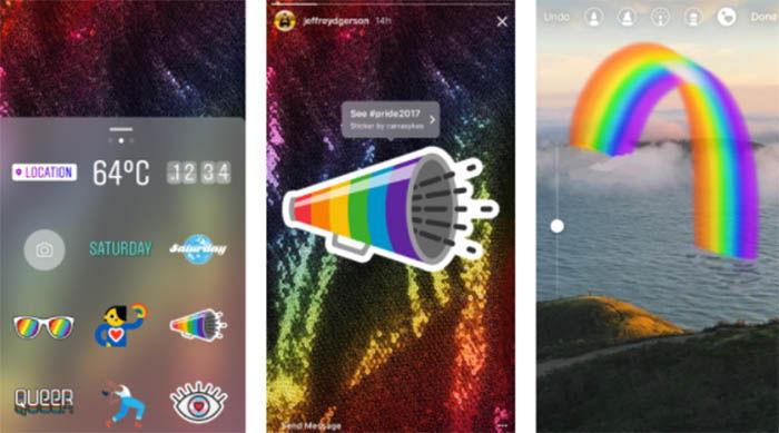 instagram apoya a la comunidad LGTBQ