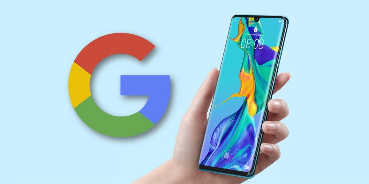 instala apps de google en huawei o honor con googlefier