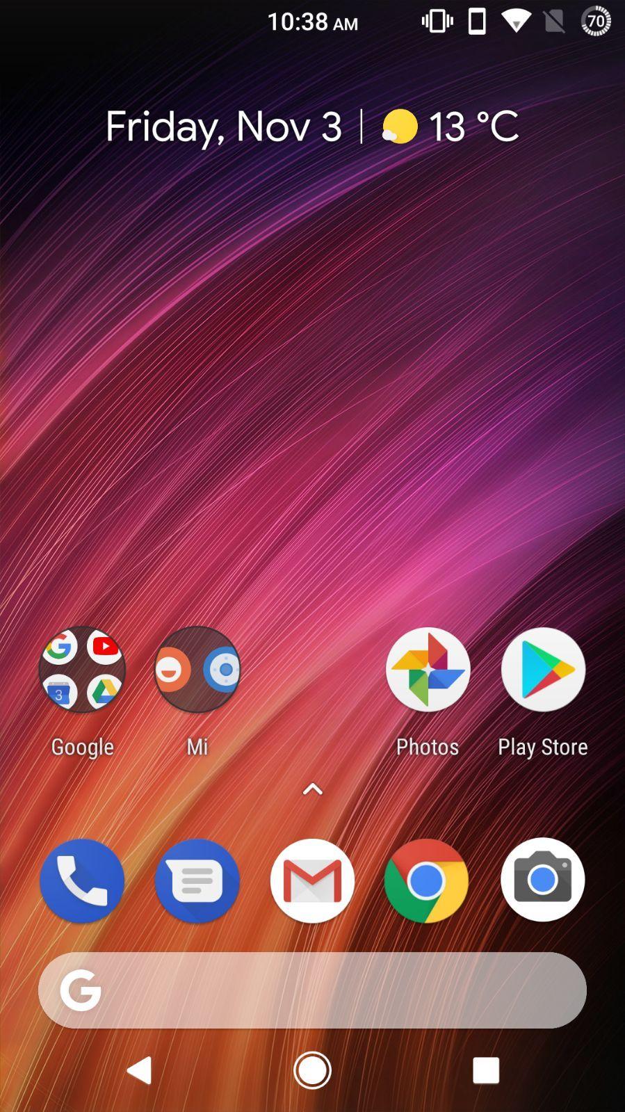 instala pixel launcher 2 xiaomi a1 tutorial