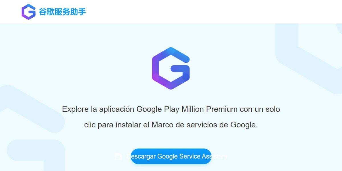 instalador apps google huawei mate 30