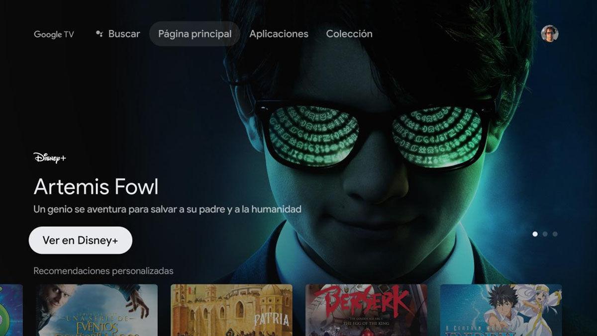 instalar Google TV en cualquier Android TV