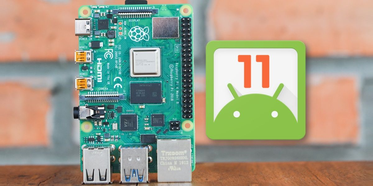 instalar android once raspberry pi 4