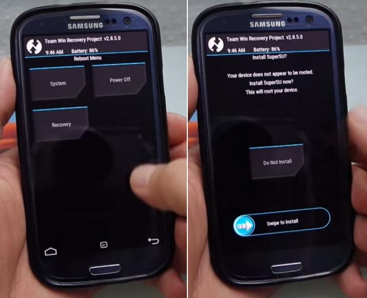 instalar android 511 en galaxy s3-4