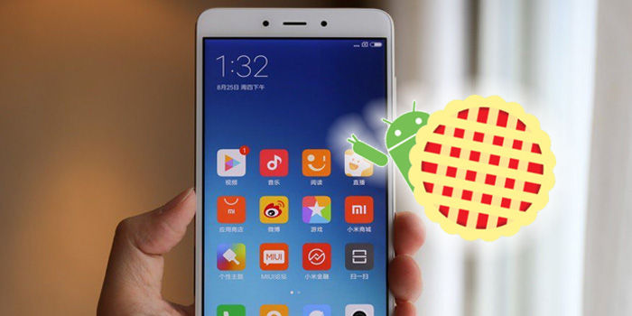 instalar android pie redmi note 4