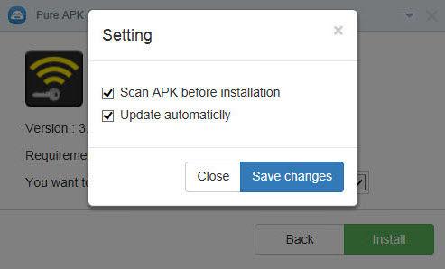 instalar apk desde pc2