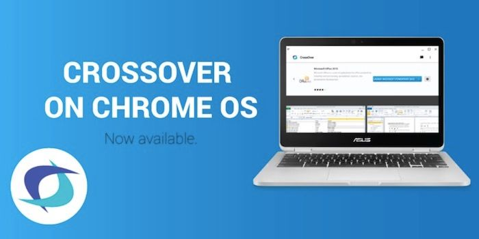 instalar aplicaciones de Windows en un Chromebook