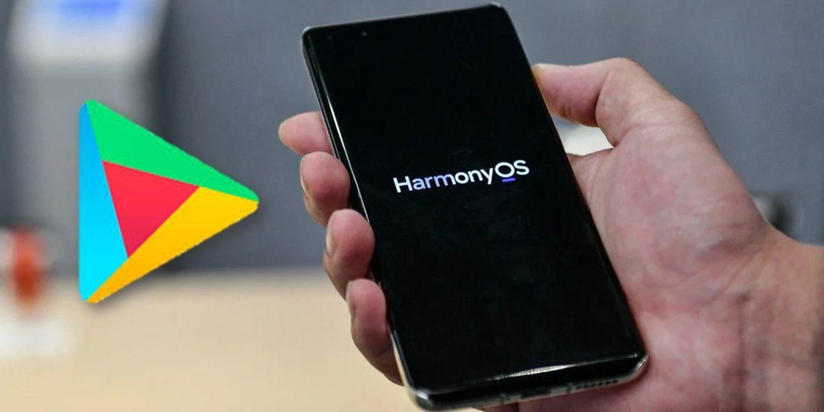 instalar google play en harmonyos con ourplay