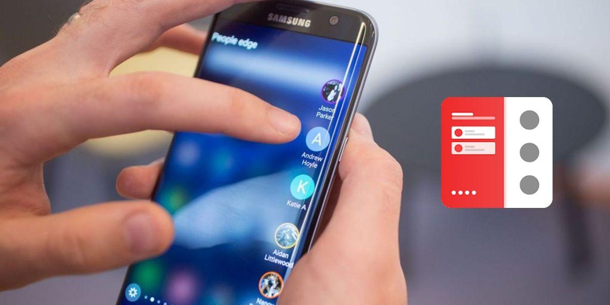 instalar pantalla edge cualquier android