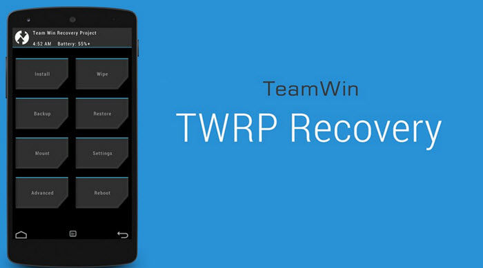 TWRP Galaxy S6 Edge Plus