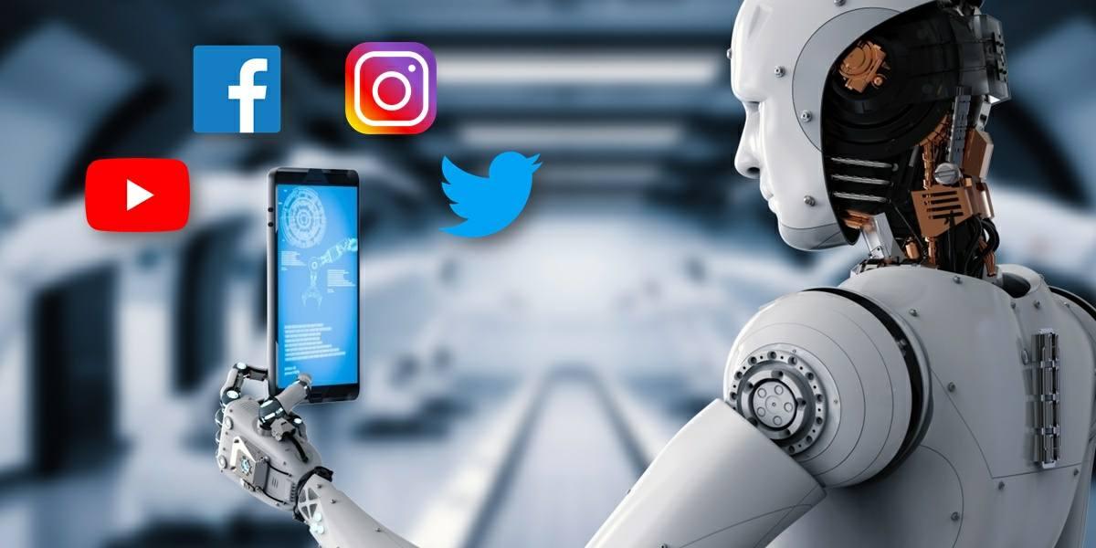 inteligencia artificial controla las redes sociales