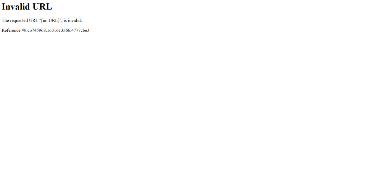Invalid URL Gearbest