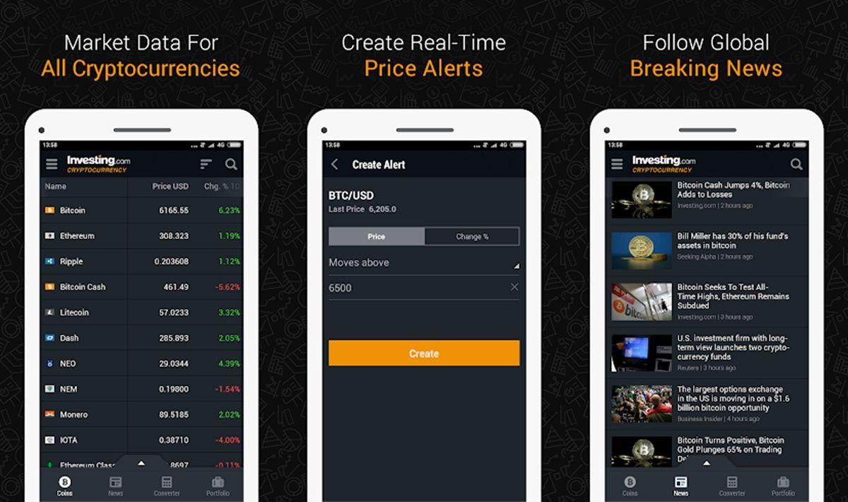investing criptomonedas app