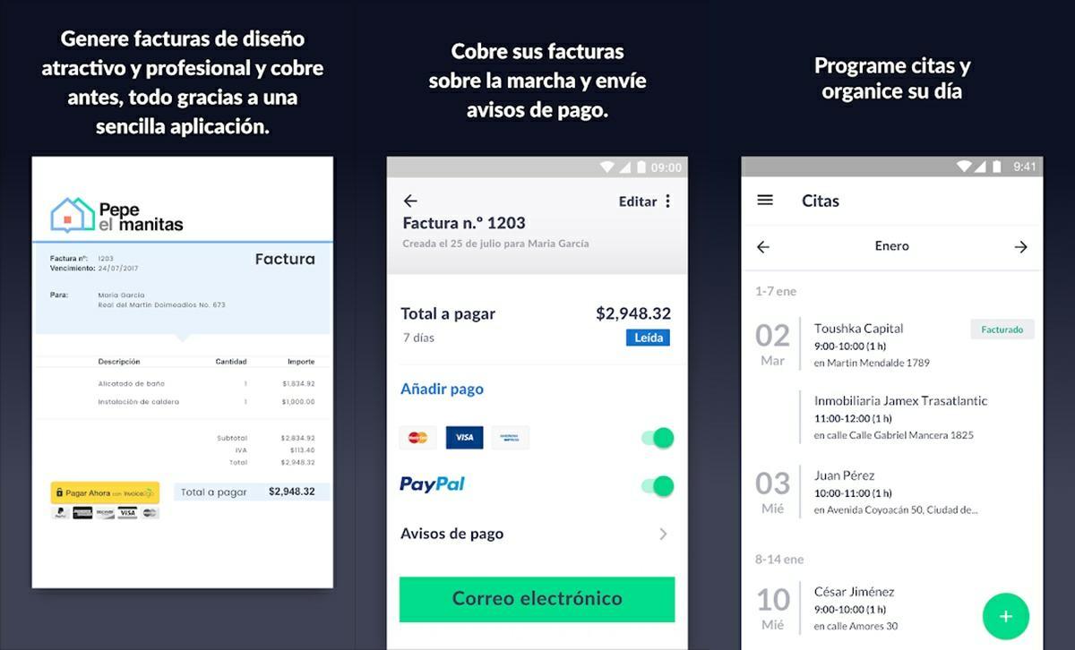 invoice2go app