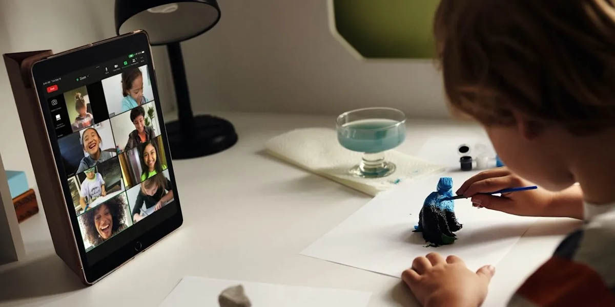 ipad 2021 vs Xiaomi pad 5 cámaras