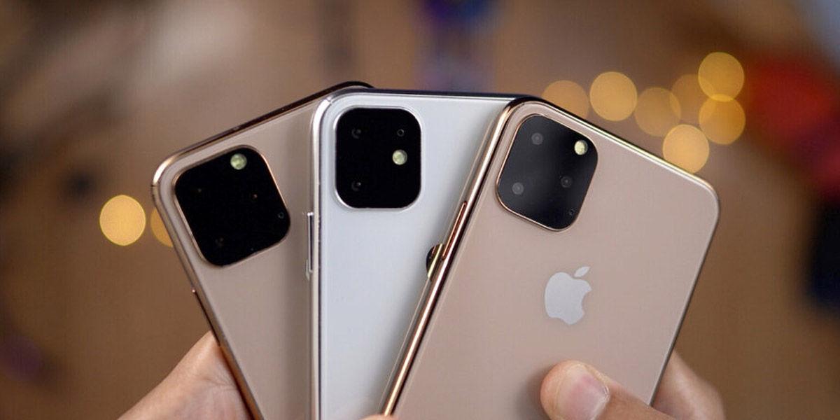 iphone 11 lanzamiento