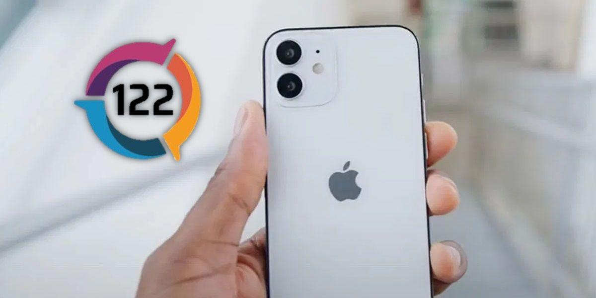 iphone 12 dxomark