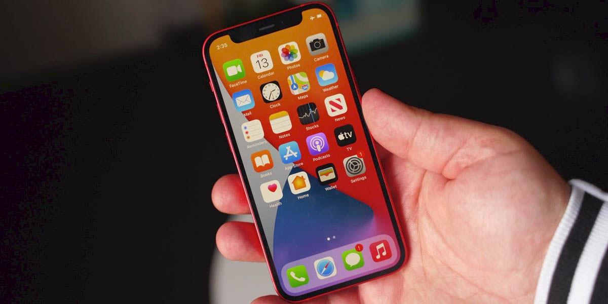 iphone 12 mini mejor móvil pequeño 2021