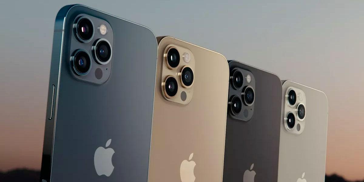 iphone 12 pro max características