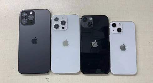 Maqueta iPhone 13