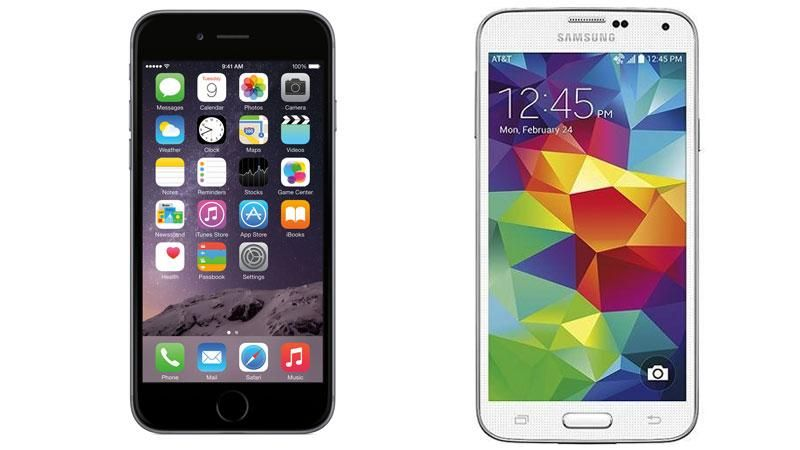 iphone-6-vs-samsung-galaxy-s5