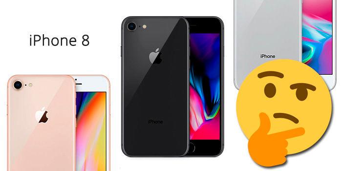 iPhone 8 no vende