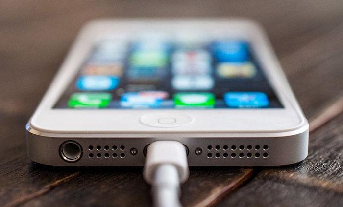 iPhone carga batería