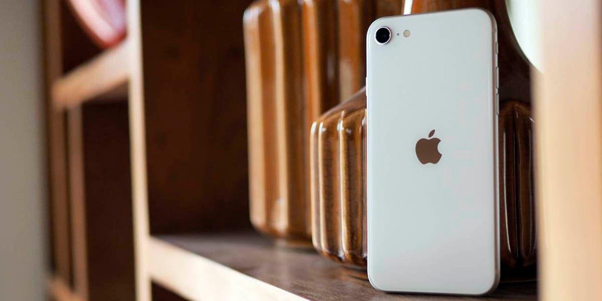 iphone se 2020 rendimiento grabación de videos