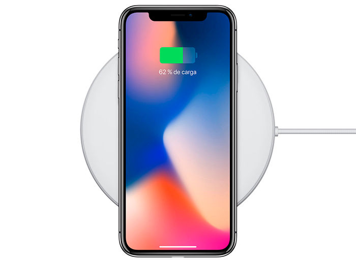 iPhone X batería mAh