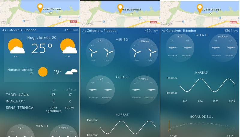 iplaya aplicacion playa android1